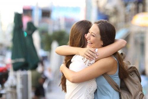 prawdziwa przyjaźń kobiety