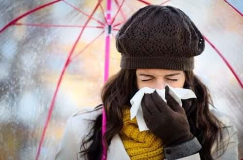 Przeziębienie zimą – jak go uniknąć?