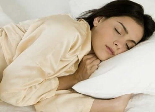 Dobry sen, aby trzymać się z dala od łuszczycy
