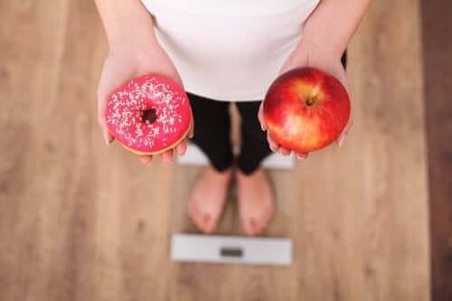 Wpływ cukru na wagę