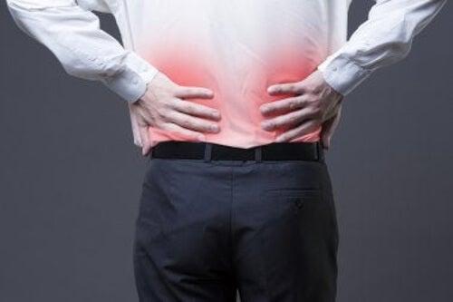 Ból dolnej części pleców