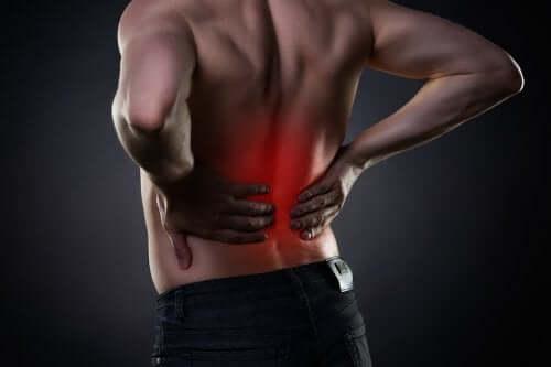 Ból dolnej części pleców - poznaj 8 zdrowych nawyków uzupełniających leczenie