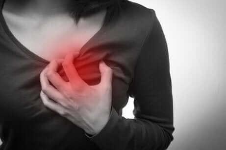 Ból w okolicy serca - Ostry zespół wieńcowy