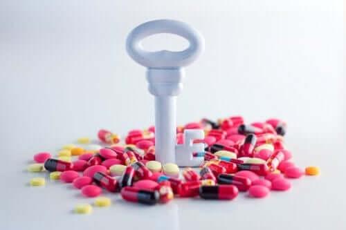 Leki i klucz