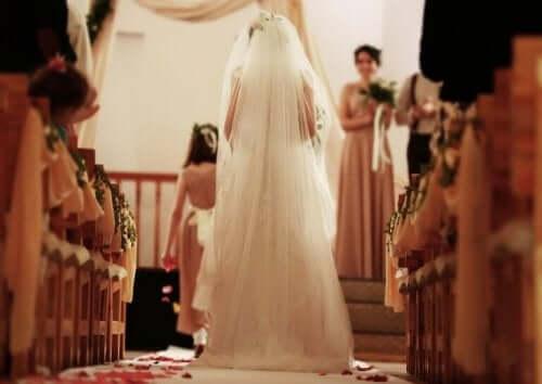 co założyć na ślub