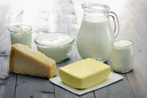 Mleko i nabiał