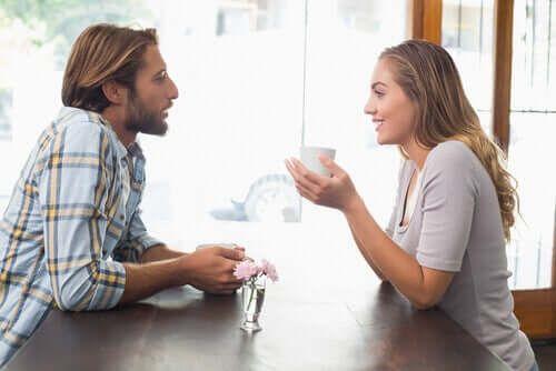 Rozmowa z partnerką