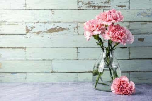 Szklany wazon - poznaj 3 proste sposoby na jego wyczyszczenie