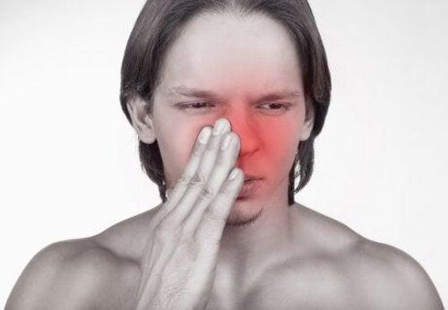 Infekcja dróg nosowych