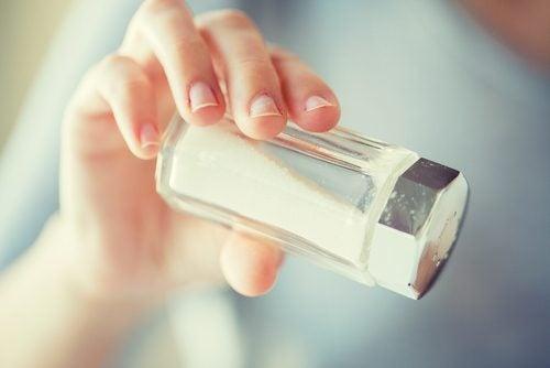 Ograniczenie spożycia soli