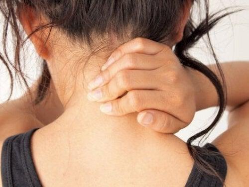 Dolegliwości w kręgosłupie szyjnym