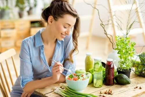 Choroba Leśniowskiego-Crohna - dieta