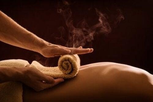 Terapia cieplna na zapalenie stawów w rękach