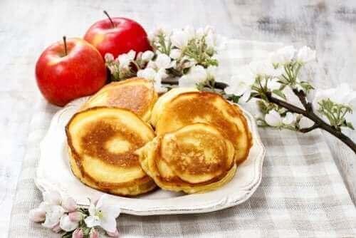 Kasztanowy jabłecznik