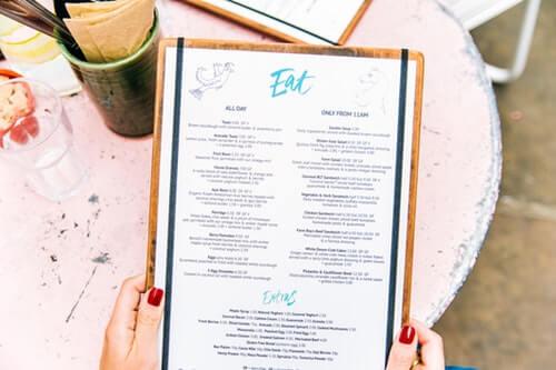 Zdrowe menu