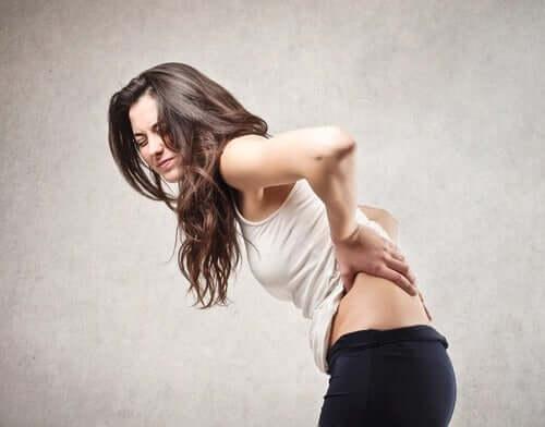 Bóle w dolnej części pleców