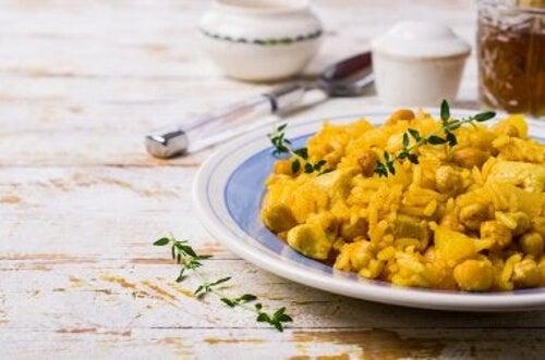 Curry to wspaniały pomysł na obiad