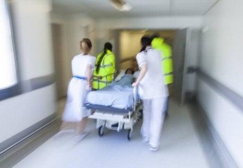 Szpital - pośpiech