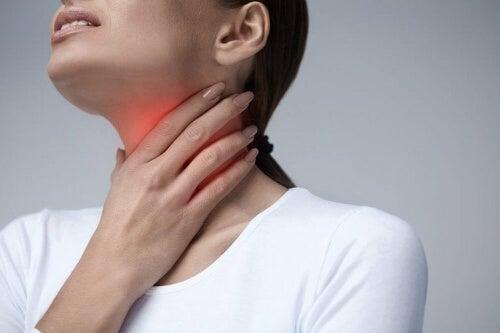 Zaburzenia przełykania