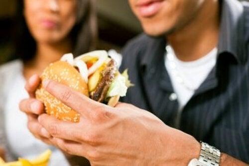 Najczęstsze błędy w odżywianiu