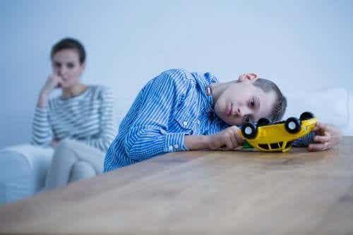 Choroba psychiczna u dziecka - jak ją wykryć?