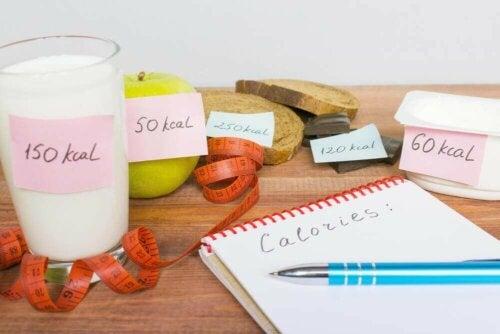 Czy kalorie zmieniają się w tłuszcz?