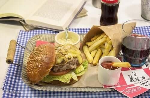 Posiłek typu fast food