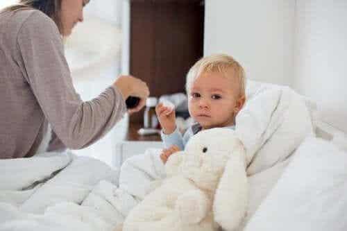 Hipotermia u dzieci - jak ją wykryć i zwalczyć?