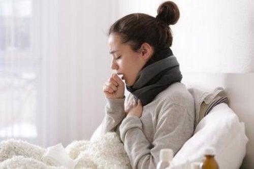 Leżenie w łóżku to naturalny sposób na przeziębienie