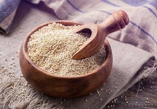 Quinoa to węglowodany, które nie tuczą