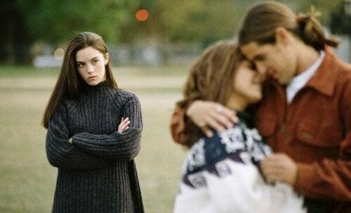 Rzeczy, które zabijają miłość : niewierność