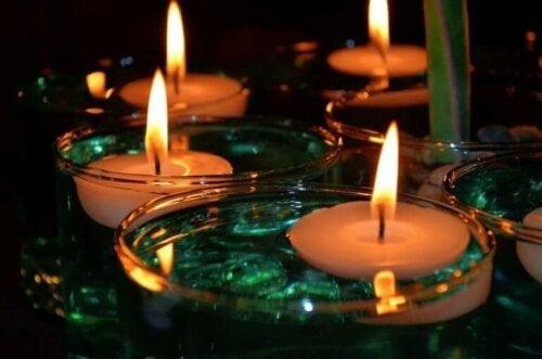 Oryginalne świeczki
