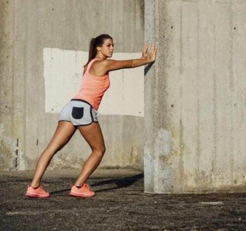 Ćwiczenia na ból kolan