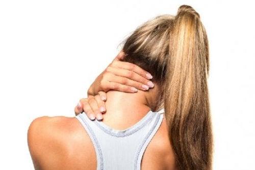 Ból w okolicach szyi i karku