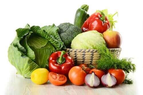 Jak poprawić kondycję mięśni warzywami