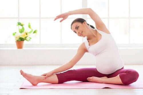 Ćwiczenia w ciąży a depresja poporodowa