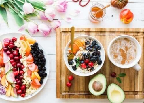 Zbilansowane śniadanie dla cukrzyka