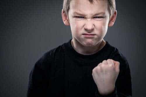 Zaburzenia opozycyjno-buntownicze u dzieci