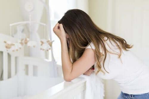 Depresja poporodowa i stres - jak sobie z nimi radzić
