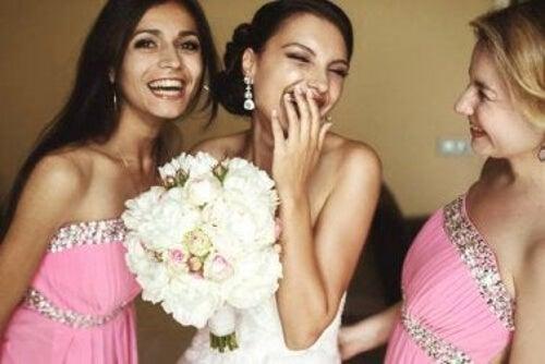 Zadania ślubne panny młodej