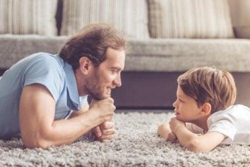 Przyjacielski styl rodzicielski
