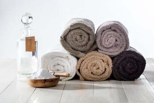 Czyszczenie ręczników sodą oczyszczoną - wszystko na ten temat