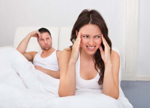Anorgazmia a zdrowie psychiczne - jaki związek zachodzi