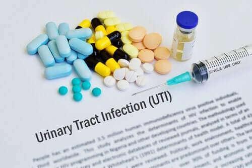 Infekcja dróg moczowych i leczenie antybiotykami