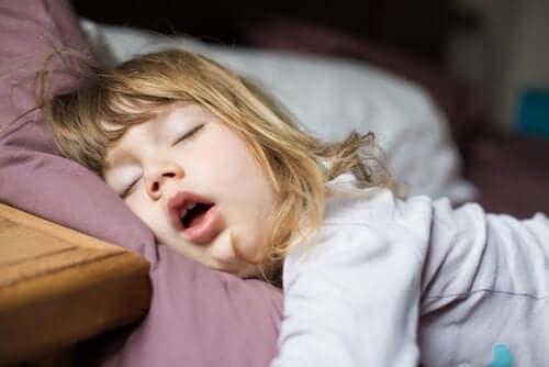 Zaburzenia snu u dzieci: testy i leczenie