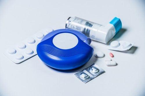 Leki na astmę - terapia aerozolowa
