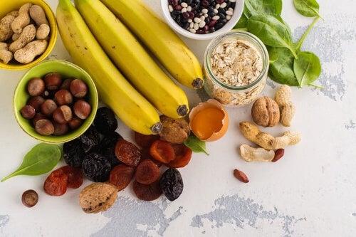 Owoce zawierają cenne minerały
