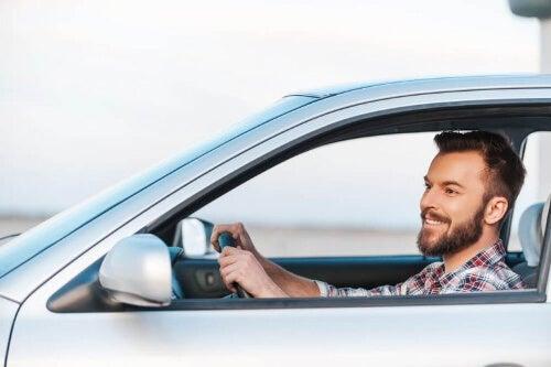 Zawroty głowy w samochodzie