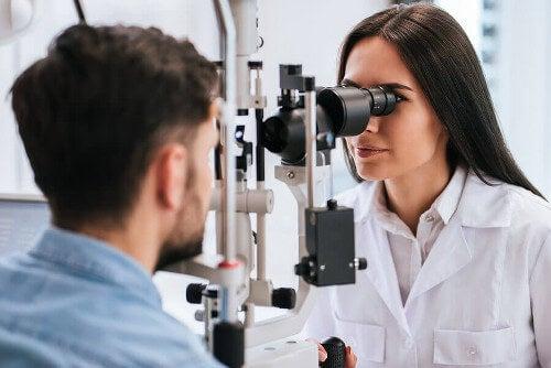 Kontrola wzroku