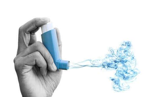 Lek na astmę